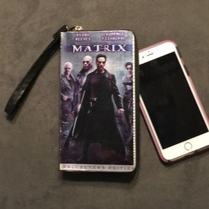 'Matrix ' Movie Wristlet